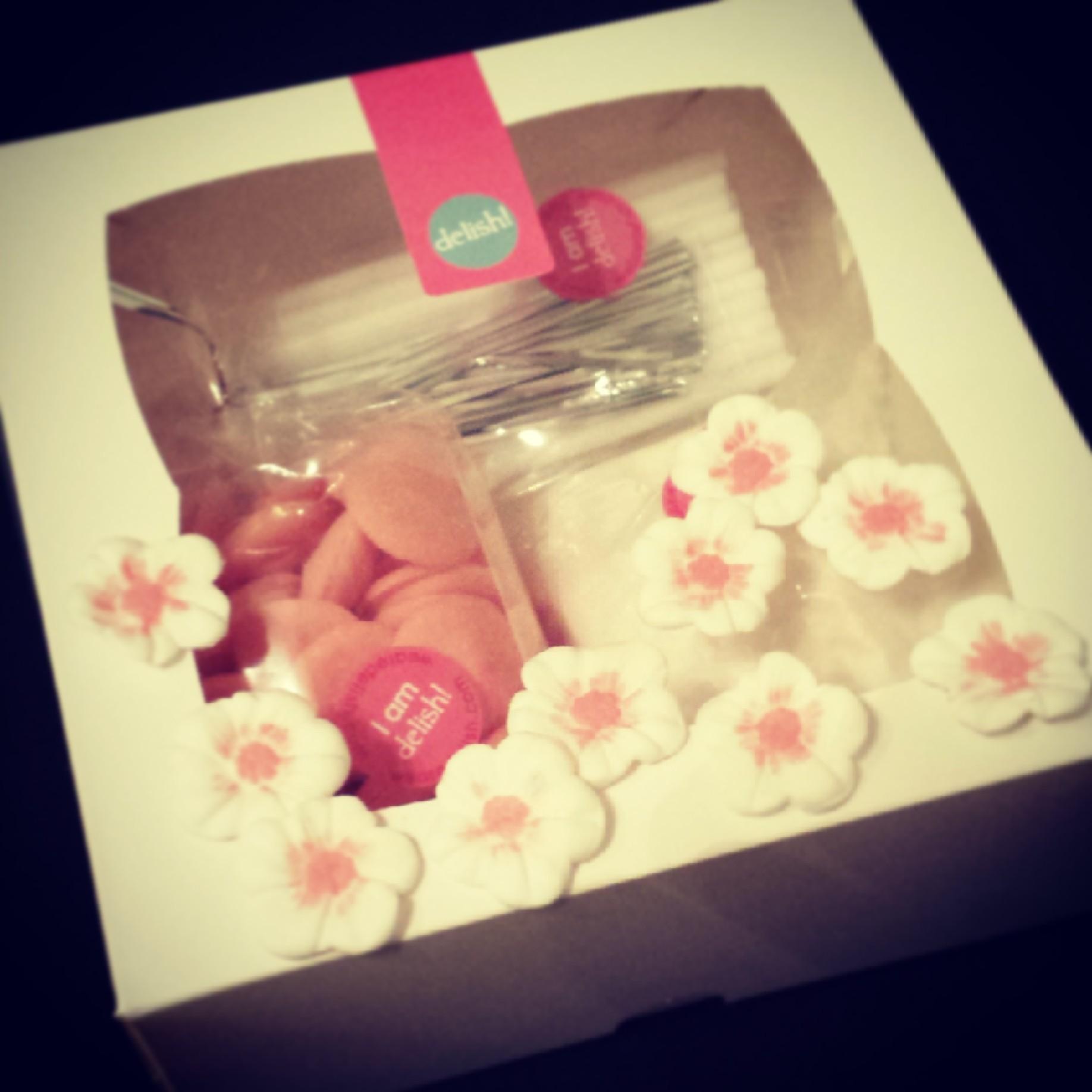 Cherry Blossom Cake Pops Cake Pop Making Kit – Cherry